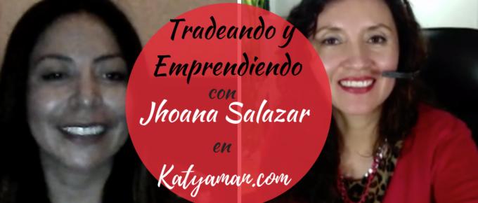 Entrevista a Jhoana Salazar una madre emprendedora
