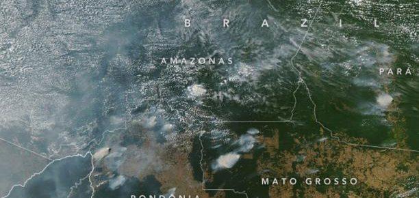 239-noticias-sobre-el-incendio-en-el-amazonas. Imagen de la Nasa