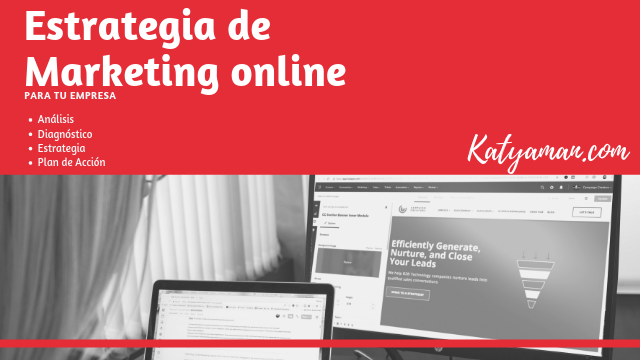 Consultoría de Estrategia de Marketing online