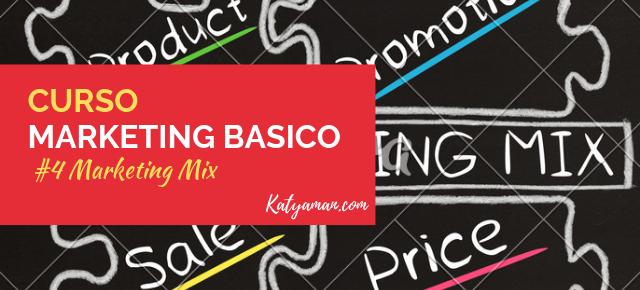 Curso Marketing Básico #4 Marketing Mix