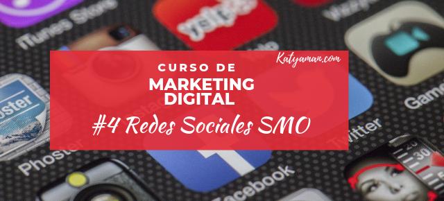 Curso de Marketing Digital #4 Redes Sociales SMO