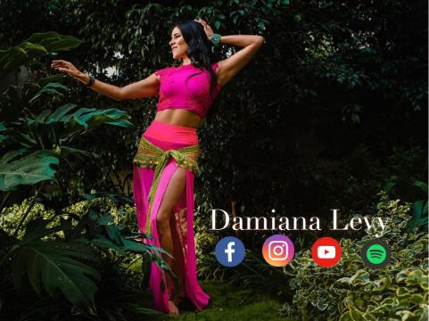 danza arabe damina levy ecuador quito
