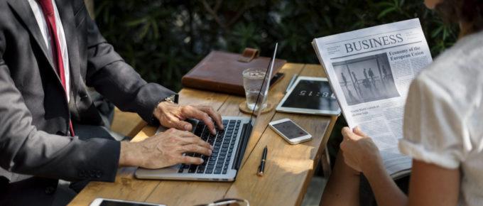Negocios online vs offline